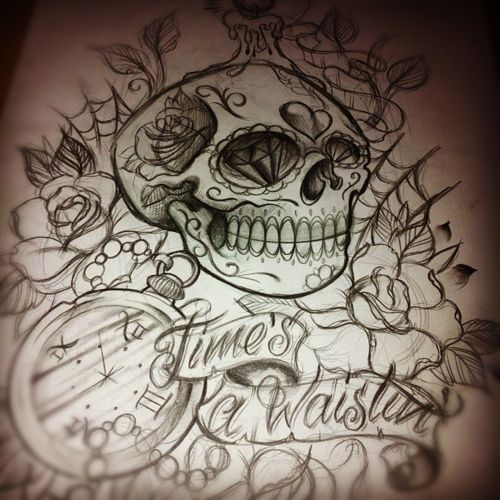 i love this, thigh tattoo someday :)