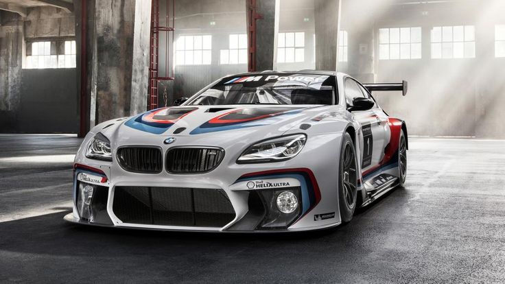 From @BMWMotorsport straight to #IAA2015 and your dreams. The #BMW #M6 #GT3 #BMWIAA (via BMW on Twitter)