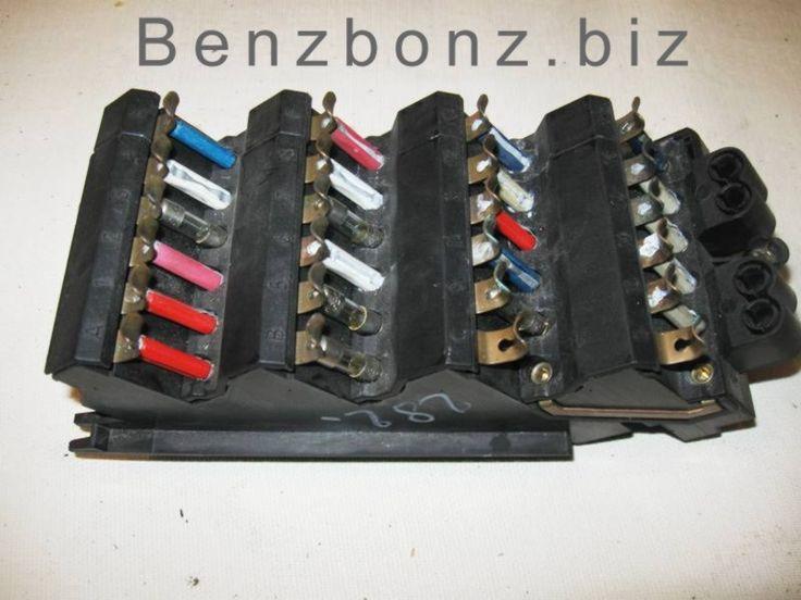 mercedes benz 300e fuse box 184 best mercedes 300e used parts w124 - benzbonz images ...