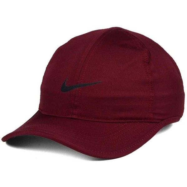 21800024395 Nike Featherlight Cap ( 24) ❤ liked on Polyvore featuring men s fashion