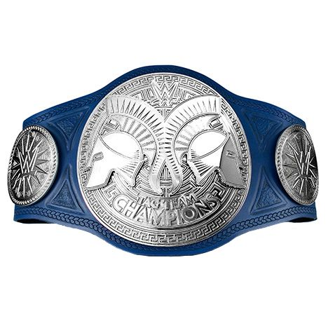 WWE SmackDown Tag Team Championship Replica Title