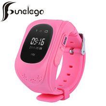 Funelego Q50 Smart Watch For Kids GPS Tracker Дети Удобный OLED ЖК-Электронный Анти-Потерял с СИМ-Карты Мобильного Телефона часы //Цена: $19 руб. & Бесплатная доставка //  #electronic #device