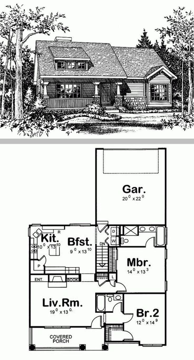 17 best images about cottage cabin on pinterest beach for Slab foundation house plans
