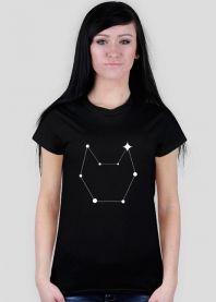 Koszulka konstelacja kota / Cat constellation t-shirt
