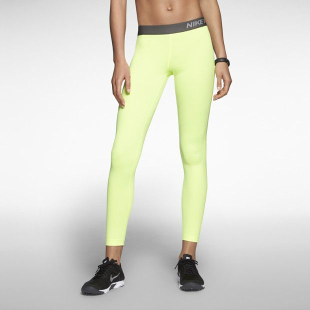 Nike Pro Core Compression Women's Tights. hehe my SIL would love the colour  ;)