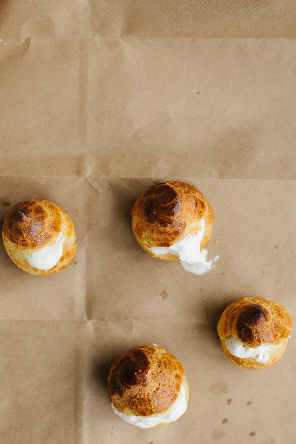 Pâte à Choux - French Pastries on Craftsy