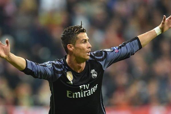 Cristiano Ronaldo primer goleador centenario en Europa - El ariete del Real Madrid se ha convertido en el primer jugador en llegar a los 100 goles en competiciones de clubes de la UEFA con sus dos goles ante el Bayern.