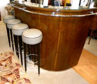 antique stools for sale  | Original Art Deco Bar stools For Sale | Antiques.com | Classifieds