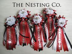 The Nesting Company: Homecoming Mums