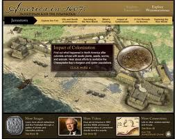 Play the interactive game and see if you can keep the Jamestown colony afloat through the starving time