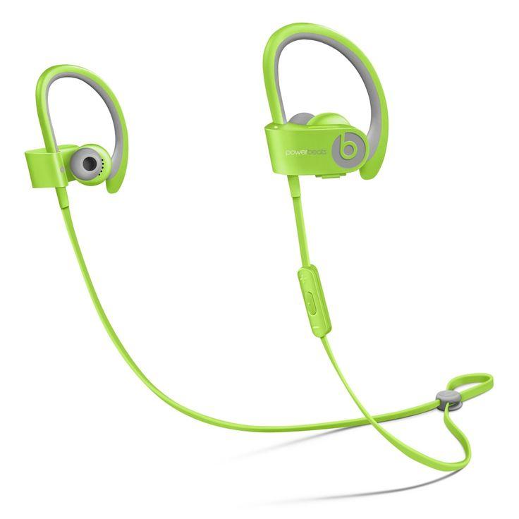 Beats Powerbeats2 Kulak İçi Kulaklık - Siyah Spor - Apple Store (Türkiye)