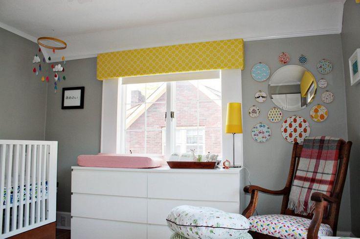 Graham's Fabric Fabulous Nursery — Nursery Tour   Apartment Therapy