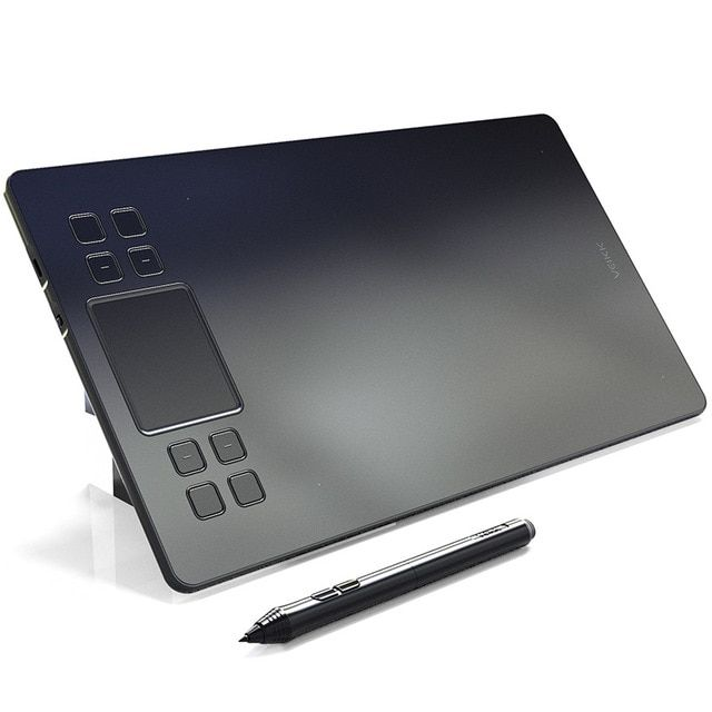VEIKK A50 8192 Levels Graphic Tablets Drawing Board