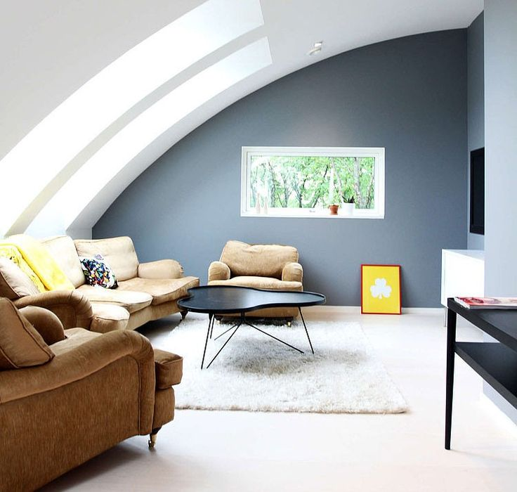 Living Room By Sucasadesign Homeadore: 17 Best Ideas About Attic Living Rooms On Pinterest