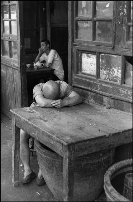Henri Cartier-Bresson CHINA. Jiangsu. Nankin. 1949