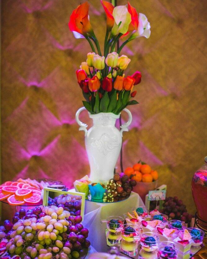 Dă o notă de dulce evenimentului cu un candy bar exact ca la carte! Află mai multe pe: www.decorcenter.ro