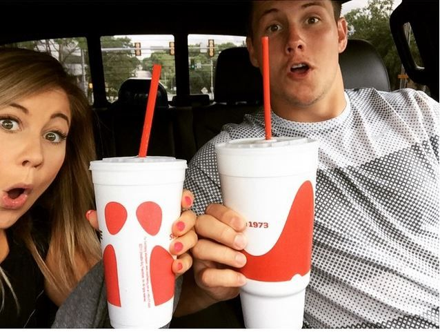 Former Olympic gymnast Shawn Johnson's boyfriend is he handsome Andrew East…