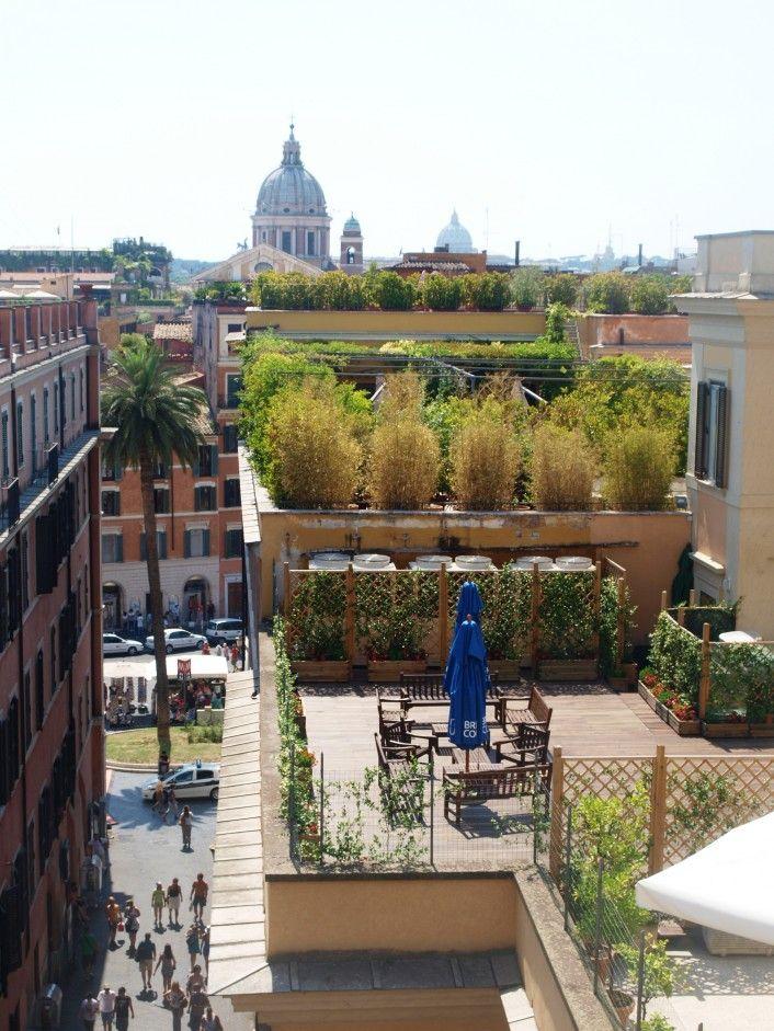 619 best Green Rooftop & Vegetable garden images on ...