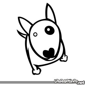 bull terrier logo - Google Search