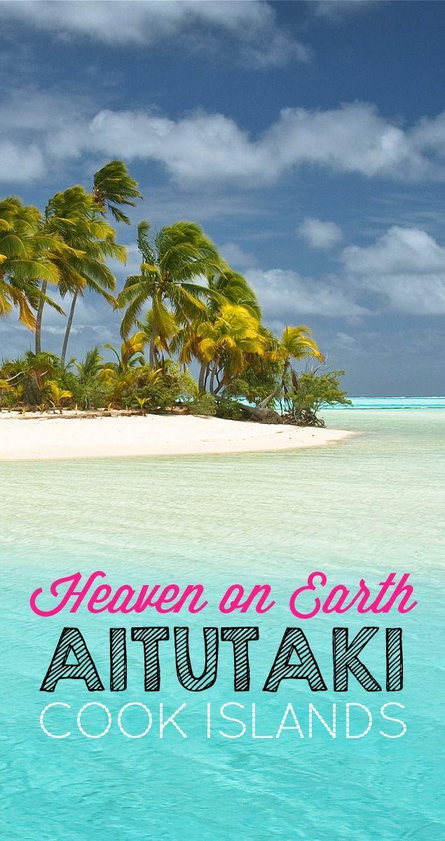 Himmel auf Erden: Aitutaki, Cookinseln