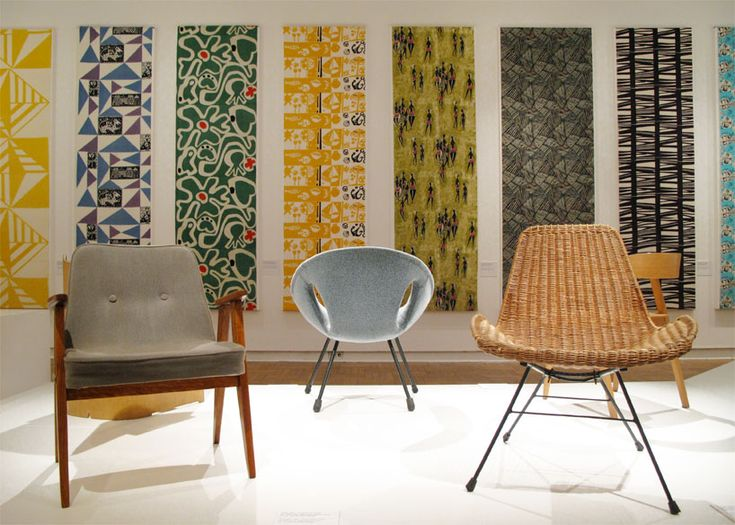 Polish design 1955 - 1968 - exhibition at national museum of Warsaw