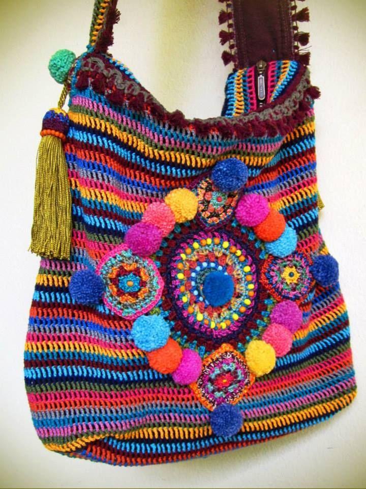 Crochet bag i want