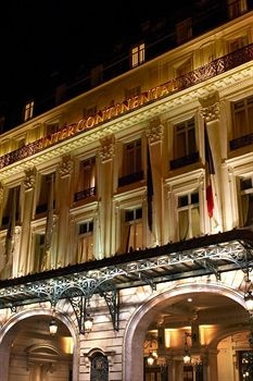 InterContinental Paris le Grand, Paris, France.  When a little glam is required. My fave hotel when in Paris...
