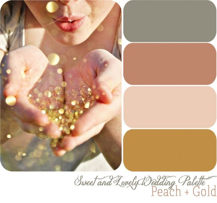 wedding palette inspiration - I wonder if red would suit too. - using sparkles and glitter!