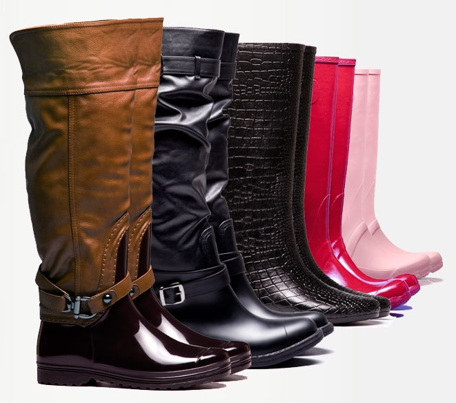 The new and stylish Winter 2012 range of gum boots from Pipduck is in store now. From $110