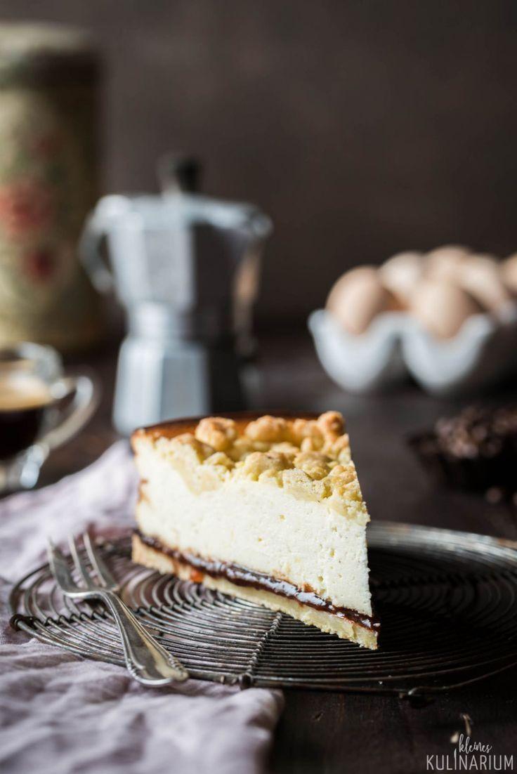 Friesischer Käsekuchen cremig und fruchtig – Klein kulinarisch   – Kuchen Rezepte / Backen