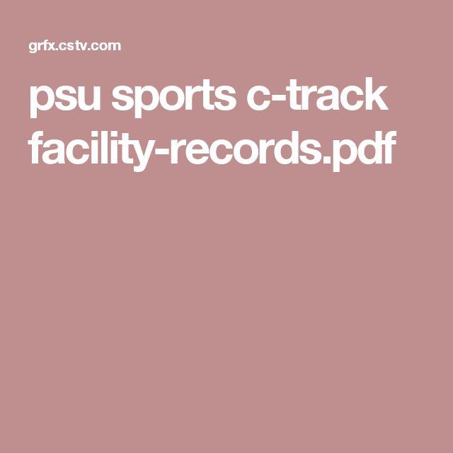 psu sports c-track facility-records.pdf