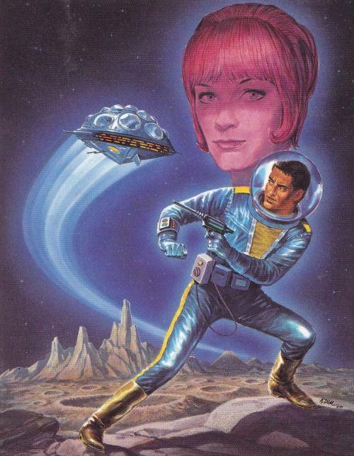 Klaus Dill - Raumpatrouille Orion, 1991.