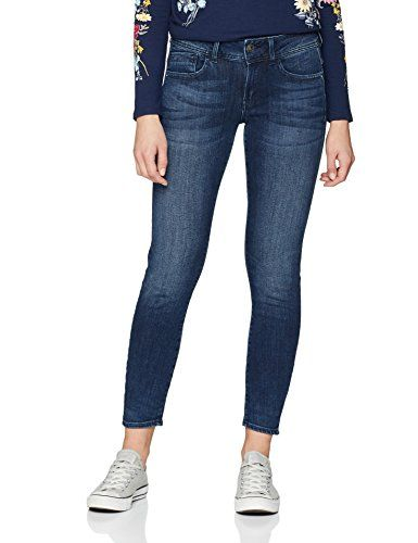 ee5b59b8ffef G-STAR RAW Lynn-b D-Mid Ankle Skinny Wmn Vaqueros Mujer Azul (Medium ...