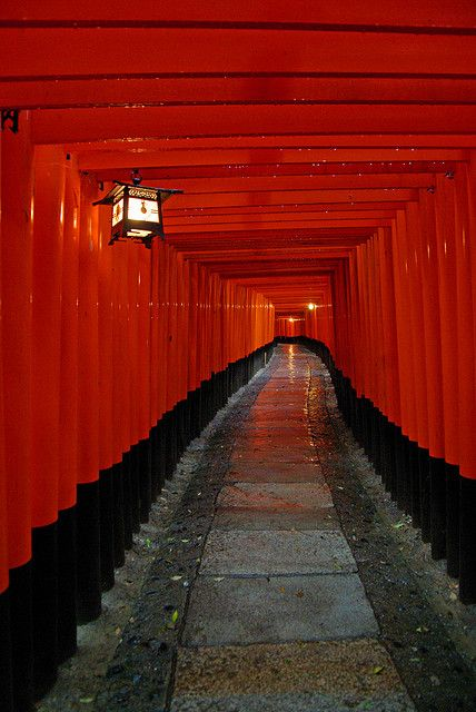 """Fushimi Inari, Kyoto, Japan ❁❁❁Thanks, Pinterest Pinners, for stopping by, viewing, re-pinning, & following my boards.  Have a beautiful day! ❁❁❁ **<>**✮✮""""Feel free to share on Pinterest""""✮✮""""  #Japanese www.organicgardenandhomes.com"""