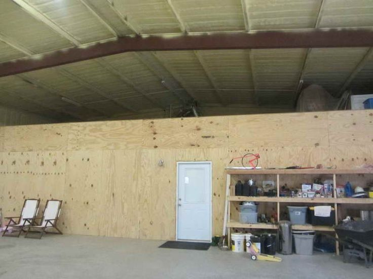 54 best images about house shop plans on pinterest for Metal barn over basement