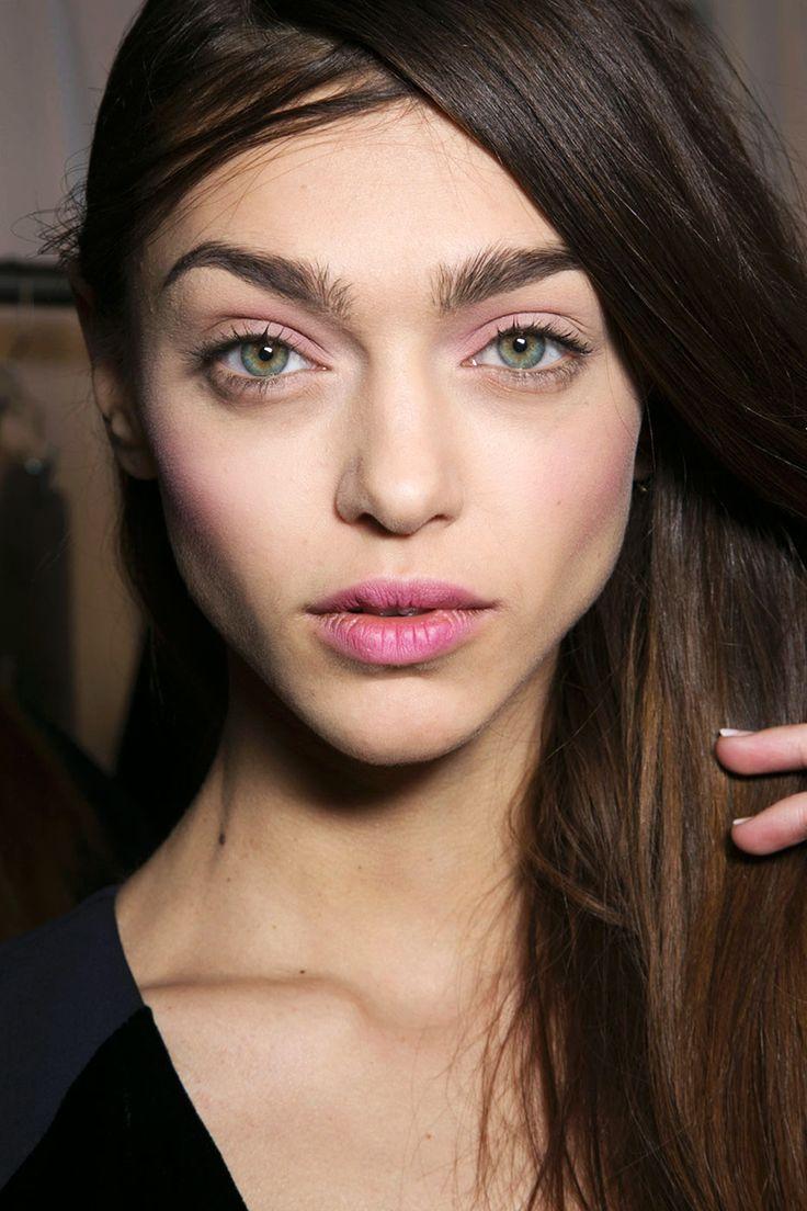 Tibi   - HarpersBAZAAR.com #Fall2015 #makeup #trends