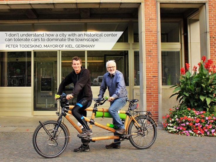 Ein Tandem aus Bambus - my Boo   Bambus Fahrrad, Fahrräder – Kiel, Deutschland