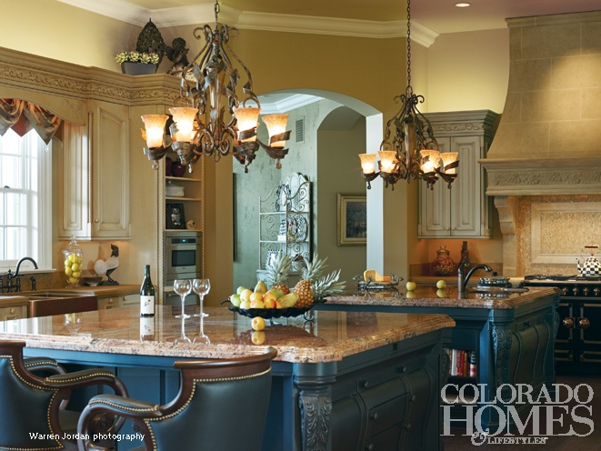 To Create A Truly Old World Style Kitchen Says Designer Nabeel Faizi Cabinets