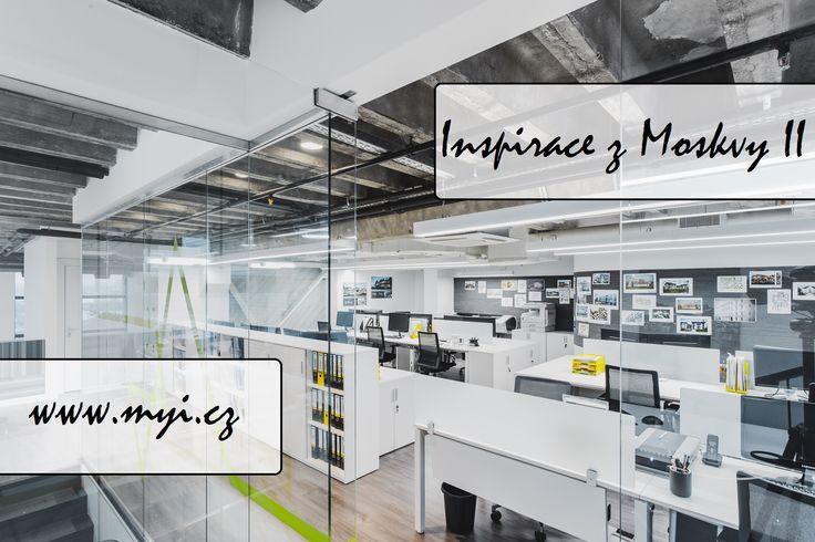 Přinášíme Vám novou vlnu inspirace na poli kancelářských prostor. Již podruhé spolu zavítáme do Moskvy. Více informací naleznete na našem webu: http://www.myi.cz/#!office-design/czck  Těšíme se na Vás! :) S otevřenou radostí a stálým designérským nadšením, Váš věrný tým MYi //  Zážitky bonusem!