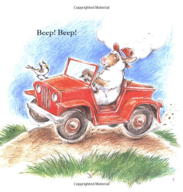 Sheep In A Jeep By Nancy E Shaw Illustrated By Margot