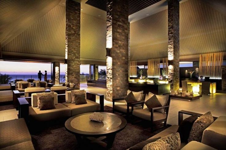 Lobby Lounge - InterContinental Fiji Golf Resort and Spa