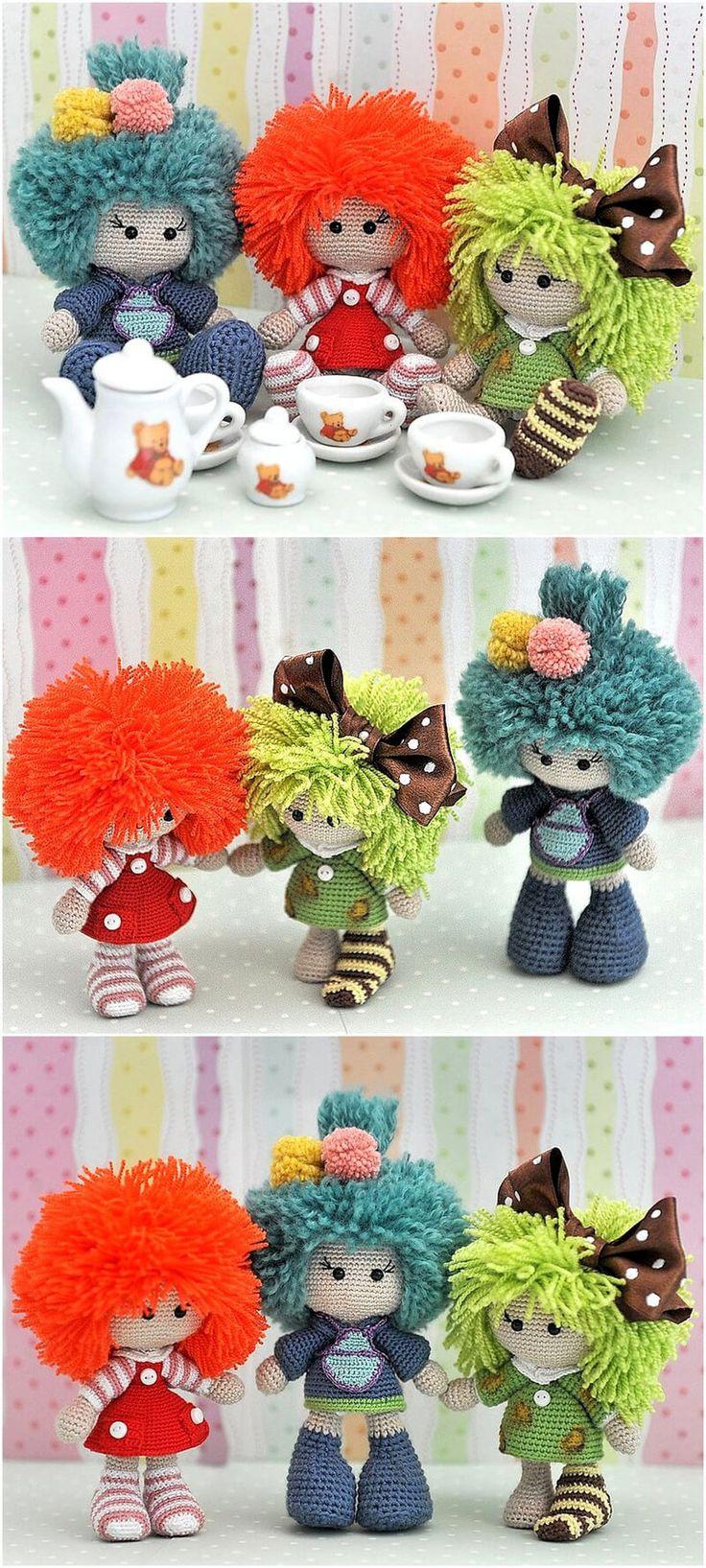 crochet amigurumi ideas 21