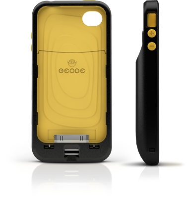 Digital Wallet/iPhone case lets you replace your credit, loyalty, gift + membership cards