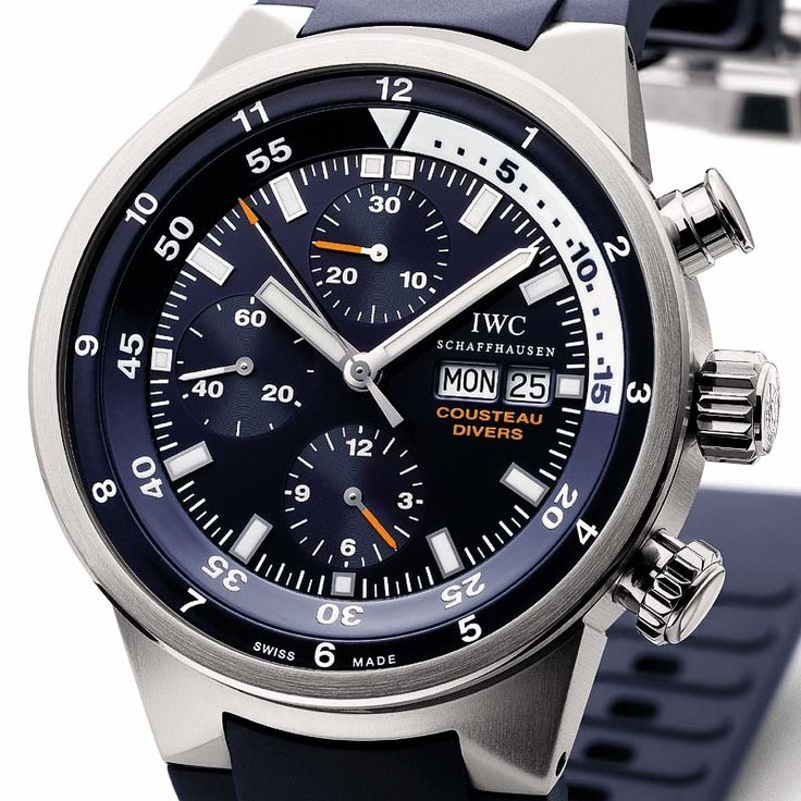 the tingling.... - Monochrome Watches Jaques Cousteau