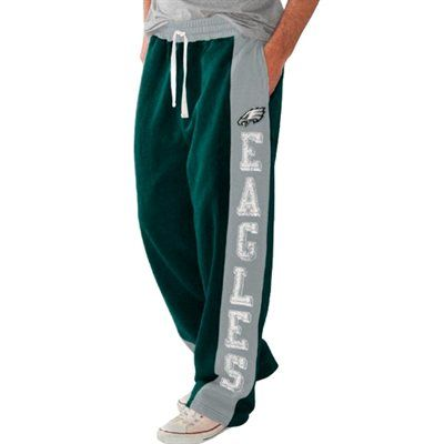 Philadelphia Eagles Tackle Sweatpants - Midnight Green/Ash - NFLShop.com