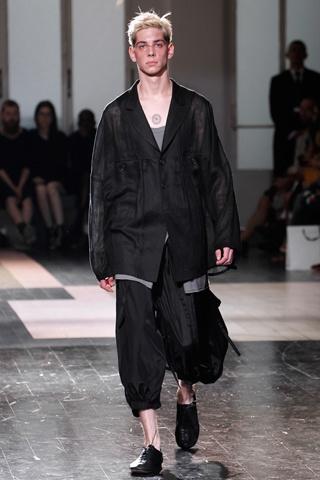 Yohji Yamamoto Menswear SS13