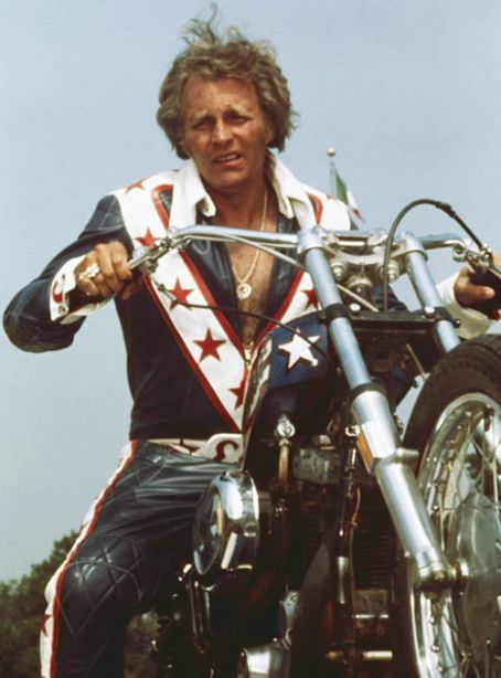 When I was a kid...I use to hear that Evil Knievel was doing a stunt.  It would be broadcasted on the Wide World of Sports on Channel 7.Great Motorcycle Stunts www.motorbikestunt.co.uk