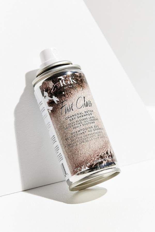 Igk First Class Travel Charcoal Detox Dry Shampoo Blackheadscleansingmask Charcoal Detox Dry Shampoo Ouai Repair Shampoo