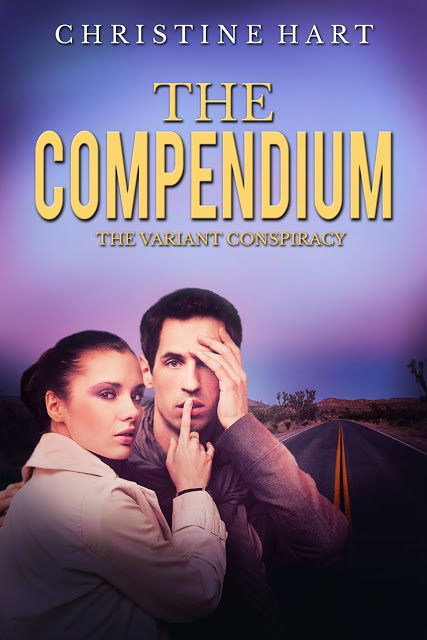 Christine Hart Author: Cover Reveal for The Compendium - Book 2!