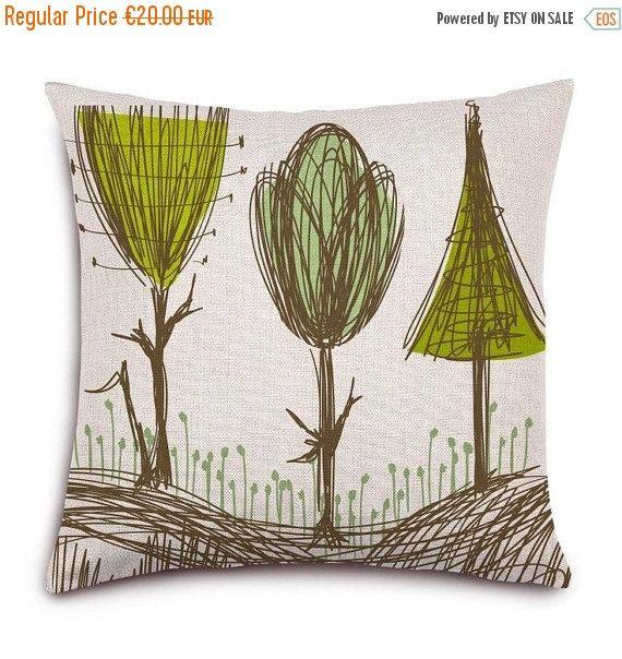 On  Sale Beautiful Geometric Flower Pillow by TaikalandiaShop